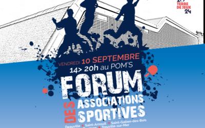 RV au Forum des Associations